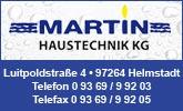 Martin Haustechnik KG